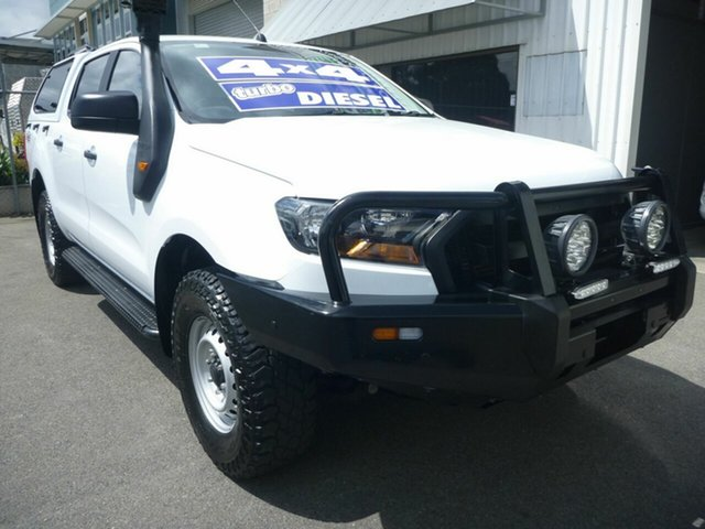 Used Ford Ranger XL Double Cab, Edwardstown, 2017 Ford Ranger XL Double Cab Utility