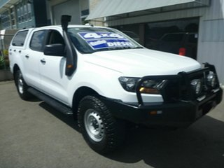 2017 Ford Ranger XL Double Cab Utility.