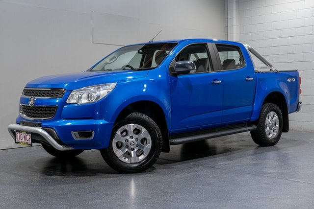 Used Holden Colorado LTZ (4x4), Slacks Creek, 2015 Holden Colorado LTZ (4x4) Crew Cab Pickup