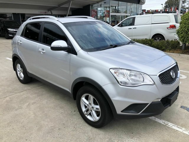 Discounted Used Ssangyong Korando S 2WD, Yamanto, 2012 Ssangyong Korando S 2WD Wagon