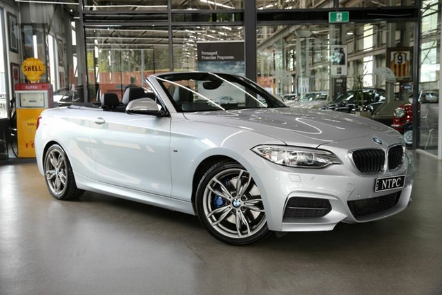 Used BMW 2 Series M240I, North Melbourne, 2017 BMW 2 Series M240I Convertible