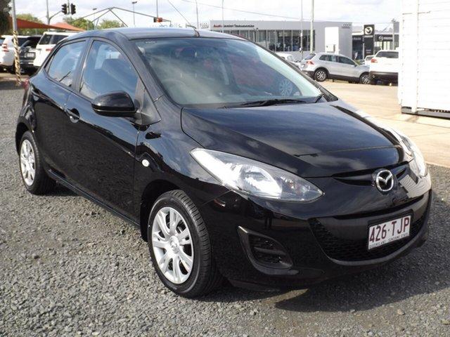 Used Mazda 2 Neo, Toowoomba, 2013 Mazda 2 Neo Hatchback