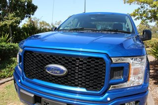 2017 Ford F150 Extracab.