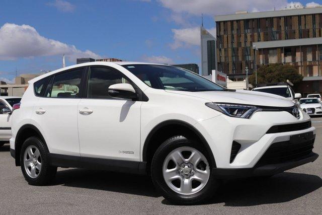 Used Toyota RAV4 GX (4x4), Northbridge, 2017 Toyota RAV4 GX (4x4) Wagon