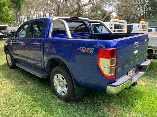 Used Ford Ranger XLT 3.2 (4x4), Clontarf, 2016 Ford Ranger XLT 3.2 (4x4) Dual Cab Utility