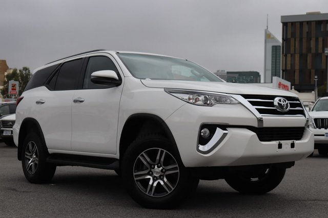 Used Toyota Fortuner GXL, Northbridge, 2018 Toyota Fortuner GXL Wagon