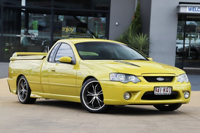 Used Ford Falcon XR8 Ute Super Cab, Indooroopilly, 2007 Ford Falcon XR8 Ute Super Cab Utility