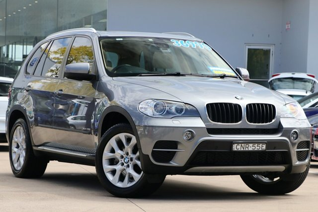 Used BMW X5 xDrive35i, Waitara, 2013 BMW X5 xDrive35i Wagon