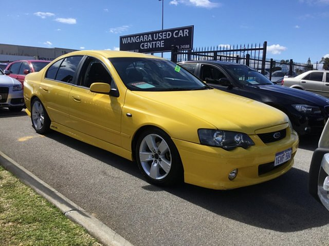 Used Ford Falcon XR6, Wangara, 2005 Ford Falcon XR6 Sedan