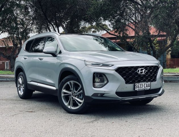 Demonstrator, Demo, Near New Hyundai Santa Fe Highlander, Cheltenham, 2018 Hyundai Santa Fe Highlander Wagon