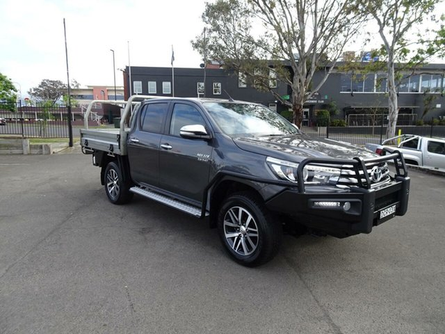 Used Toyota Hilux SR5 Double Cab, Nowra, 2016 Toyota Hilux SR5 Double Cab Utility
