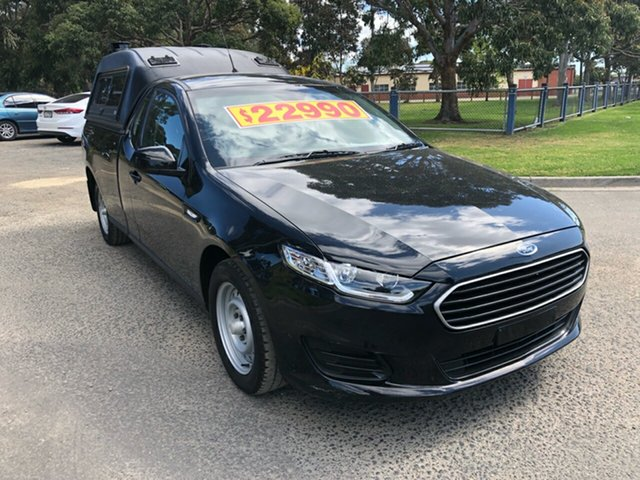 Used Ford Falcon Ute Super Cab, Cranbourne, 2016 Ford Falcon Ute Super Cab Utility