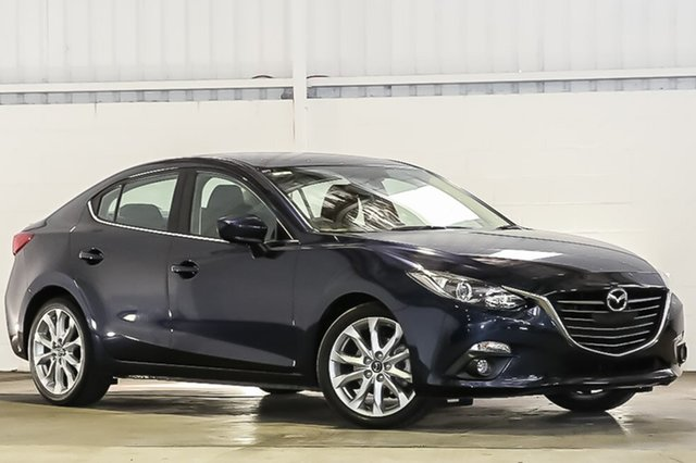 Used Mazda 3 SP25 SKYACTIV-Drive, Laverton North, 2014 Mazda 3 SP25 SKYACTIV-Drive Sedan