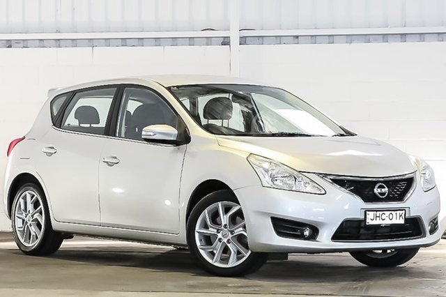 Used Nissan Pulsar ST-S, Laverton North, 2013 Nissan Pulsar ST-S Hatchback