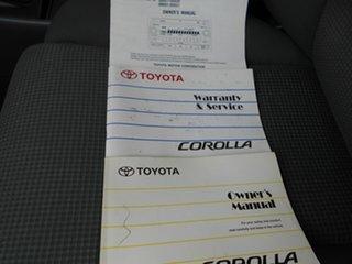 2006 Toyota Corolla Conquest Sedan.