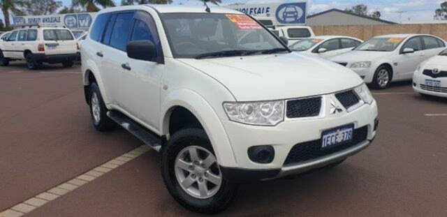 Discounted Used Mitsubishi Challenger, East Bunbury, 2012 Mitsubishi Challenger Wagon