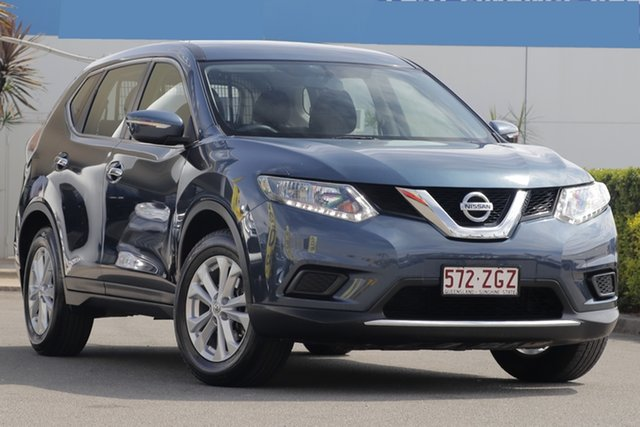 Used Nissan X-Trail ST X-tronic 4WD, Toowong, 2015 Nissan X-Trail ST X-tronic 4WD Wagon