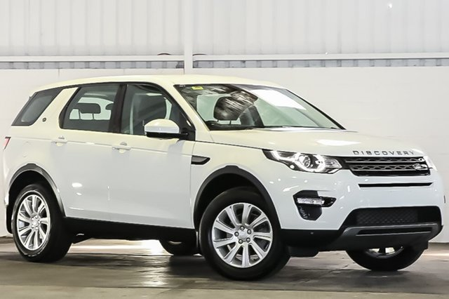 Used Land Rover Discovery Sport Si4 SE, Laverton North, 2015 Land Rover Discovery Sport Si4 SE Wagon
