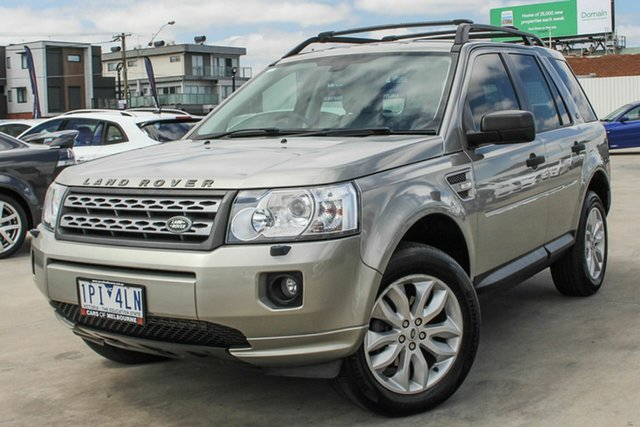 Used Land Rover Freelander 2 TD4 XS, Coburg North, 2012 Land Rover Freelander 2 TD4 XS Wagon