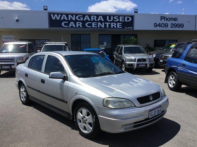 Used Holden Astra CD, Wangara, 2002 Holden Astra CD Sedan