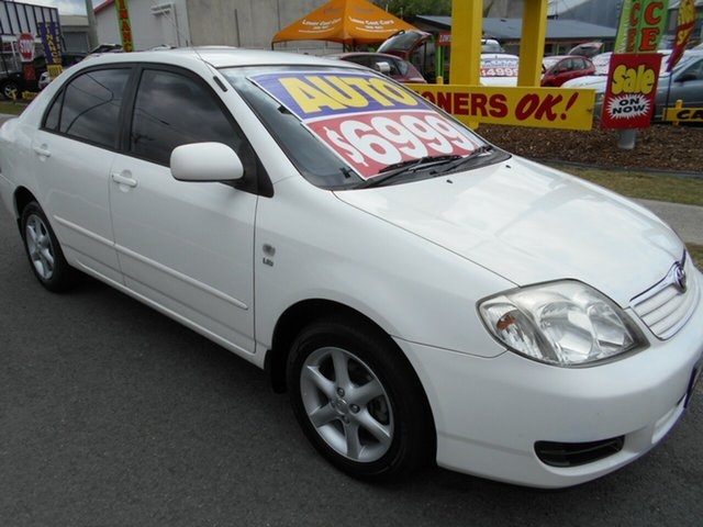 Used Toyota Corolla Ascent Sport, Slacks Creek, 2006 Toyota Corolla Ascent Sport Hatchback