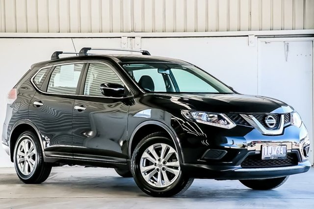 Used Nissan X-Trail ST X-tronic 2WD, Laverton North, 2016 Nissan X-Trail ST X-tronic 2WD Wagon