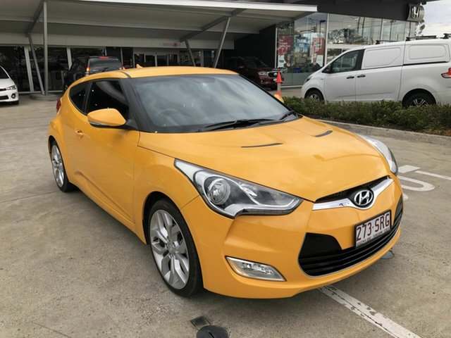 Discounted Used Hyundai Veloster + Coupe D-CT, Yamanto, 2012 Hyundai Veloster + Coupe D-CT Hatchback