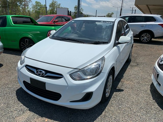 Used Hyundai Accent Active, Winnellie, 2013 Hyundai Accent Active Sedan