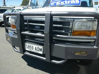 1998 Ford F250 XLT 4x2 Cab Chassis.