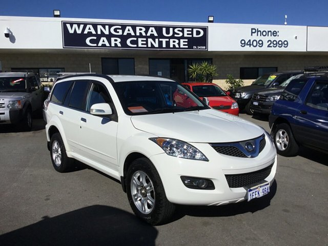 Used Great Wall X200 (4x4), Wangara, 2013 Great Wall X200 (4x4) Wagon