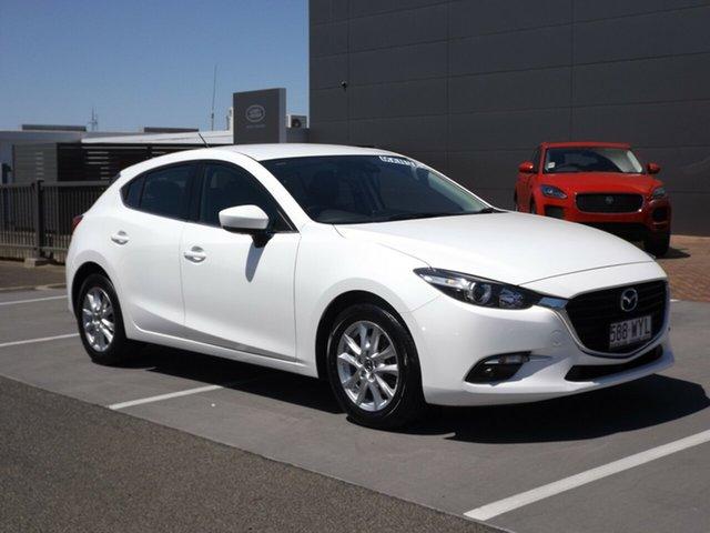Used Mazda 3 Maxx SKYACTIV-MT, Toowoomba, 2016 Mazda 3 Maxx SKYACTIV-MT Hatchback