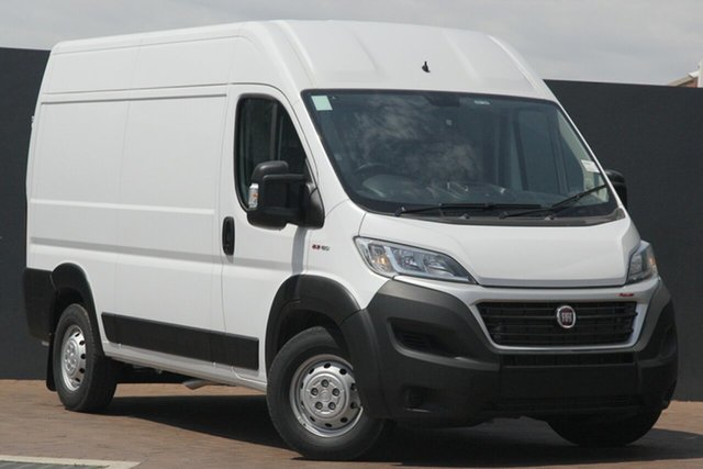 Discounted New Fiat Ducato Mid Roof MWB Comfort-matic, Warwick Farm, 2018 Fiat Ducato Mid Roof MWB Comfort-matic Van