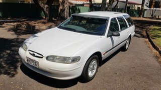 1998 Ford Falcon GLi Wagon.