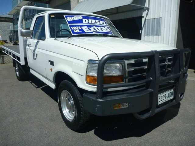 Used Ford F250 XLT 4x2, Edwardstown, 2001 Ford F250 XLT 4x2 Cab Chassis