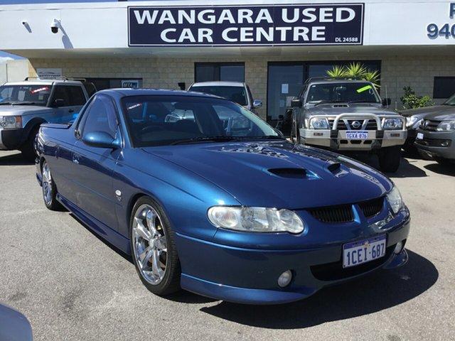 Used Holden Commodore, Wangara, 2002 Holden Commodore Utility