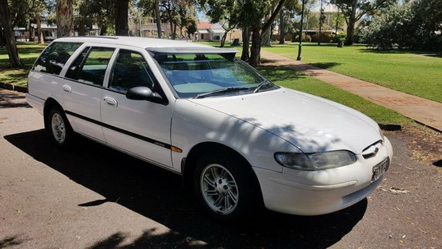 Used Ford Falcon GLi, Prospect, 1998 Ford Falcon GLi Wagon