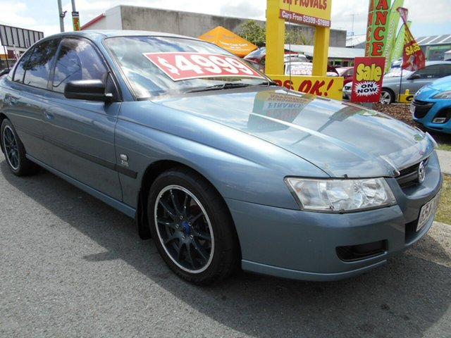 Used Holden Commodore Equipe, Slacks Creek, 2005 Holden Commodore Equipe Sedan