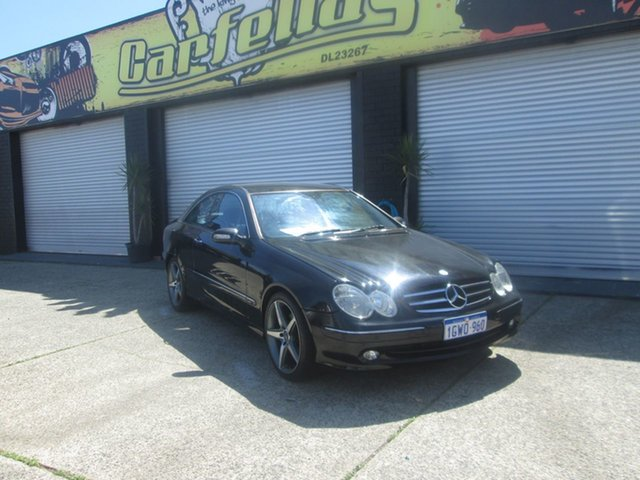Used Mercedes-Benz CLK320, O'Connor, 2004 Mercedes-Benz CLK320 Coupe