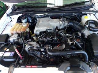 1998 Ford Fairmont Ghia Sedan.