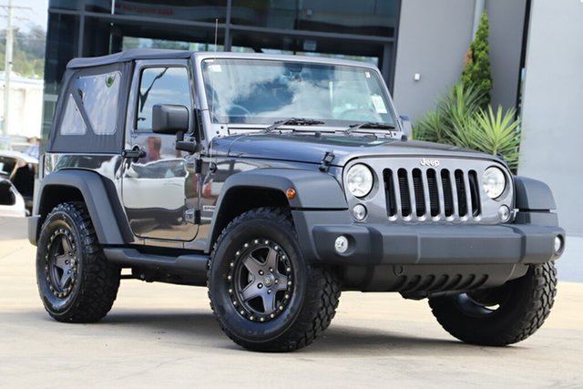 Used Jeep Wrangler Sport, Indooroopilly, 2018 Jeep Wrangler Sport Softtop