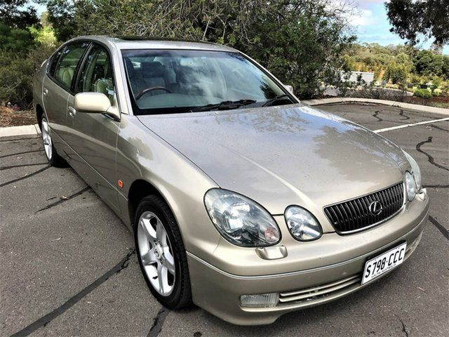 Used Lexus GS GS300, Enfield, 2002 Lexus GS GS300 Sedan