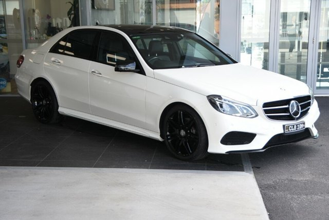 Used Mercedes-Benz E-Class E250 7G-Tronic +, Narellan, 2014 Mercedes-Benz E-Class E250 7G-Tronic + Sedan