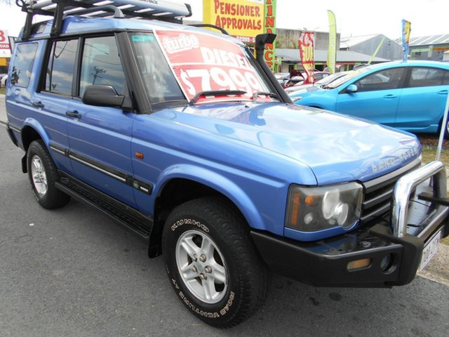 Used Land Rover Discovery Td5, Slacks Creek, 2003 Land Rover Discovery Td5 Wagon
