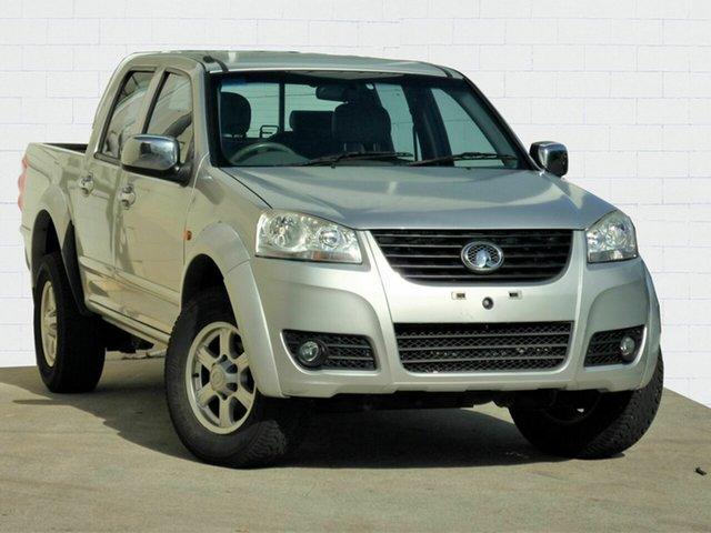 Used Great Wall V240 (4x4), Moorooka, 2013 Great Wall V240 (4x4) Dual Cab Utility