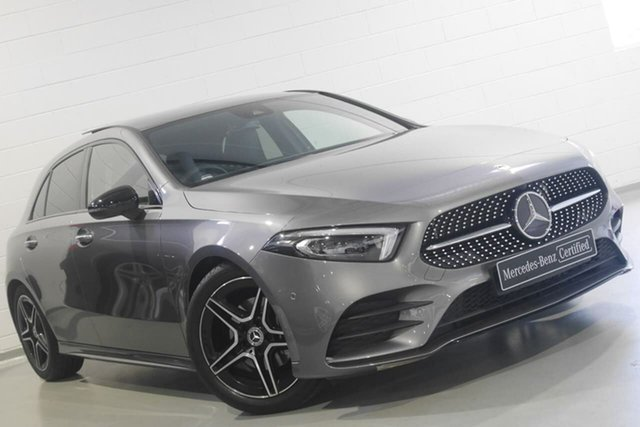 Used Mercedes-Benz A-Class A180 DCT, Chatswood, 2018 Mercedes-Benz A-Class A180 DCT Hatchback