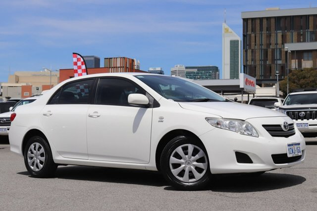 Used Toyota Corolla Ascent, Northbridge, 2008 Toyota Corolla Ascent Sedan
