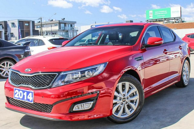 Used Kia Optima SI, Coburg North, 2014 Kia Optima SI Sedan