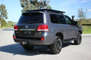 2008 Toyota Landcruiser Sahara Wagon.