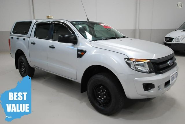 Used Ford Ranger XL Double Cab 4x2 Hi-Rider, Kenwick, 2015 Ford Ranger XL Double Cab 4x2 Hi-Rider Utility