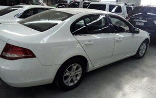 2011 Ford Falcon XT Sedan.